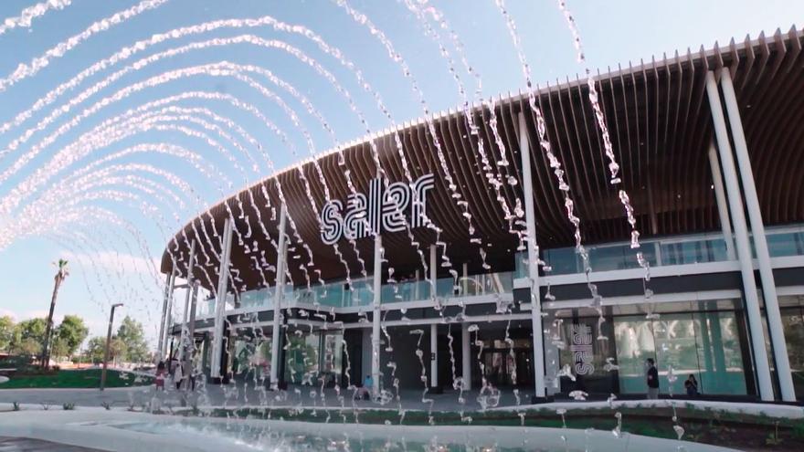 El centro comercial de referencia en València