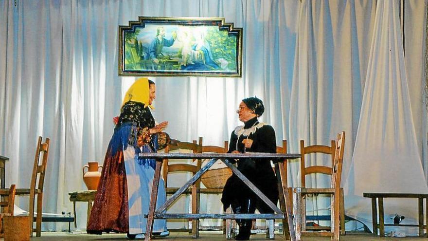 Festival de teatre amateur – 'Es festeig de can Panxo'