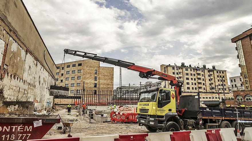 El retraso acumulado en las obras de Nicolás Soria impedirá cumplir los plazos iniciales