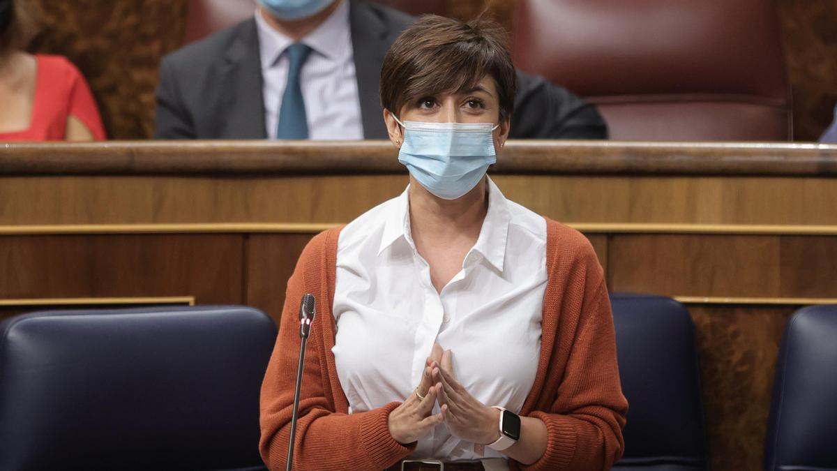 La portavoz del Gobierno, Isabel Rodríguez.
