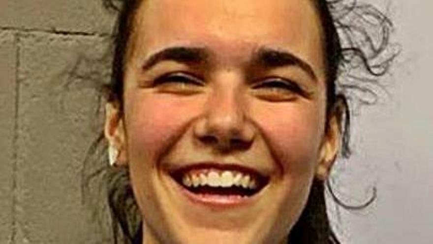 Elba Álvarez sigue en la Selección Española Junior
