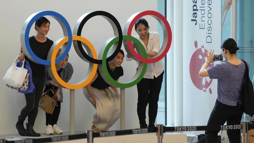 Tokio sobrevive a su tormento olímpico