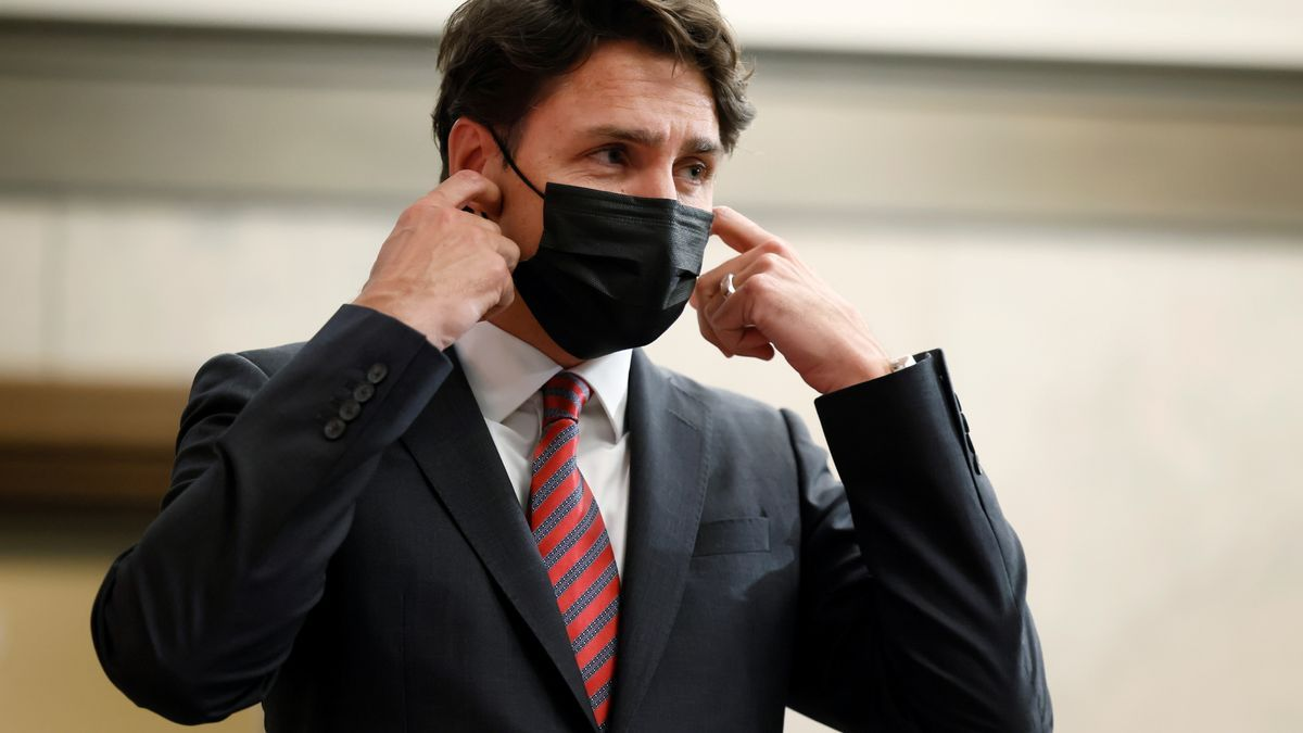 El primer ministro canadiense Justin Trudeau.