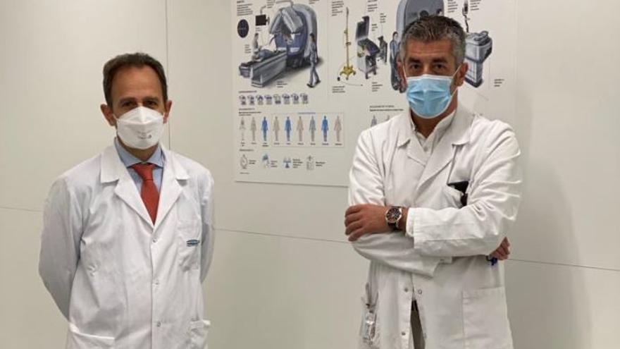 TUMORES | El IVO incorpora la prueba diagnóstica PET-TAC para la detección precoz de recaídas en el cáncer de próstata