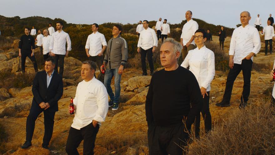 Estrella Damm homenajea a la hostelería con los chefs más prestigiosos en su último anuncio