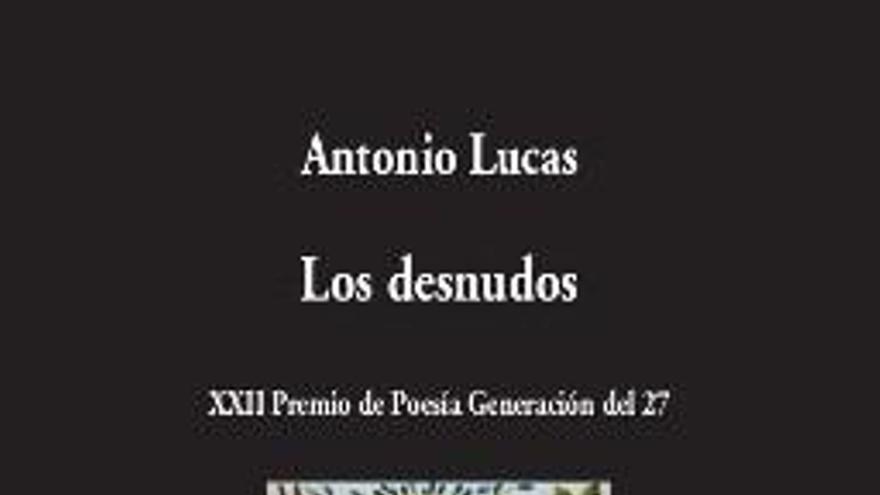 Antonio Lucas al desnudo