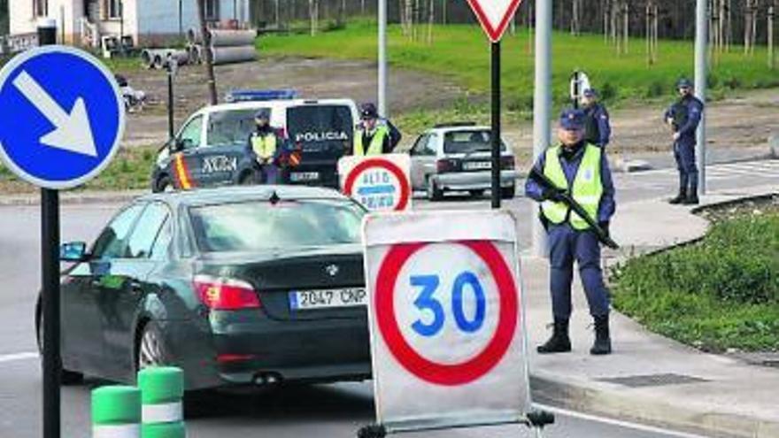 Una docena de Policías asturianos reforzarán la seguridad en Algeciras