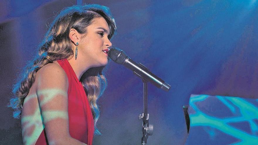 Amaia Romero, última incorporación al cartel del Festival Conexión Valladolid