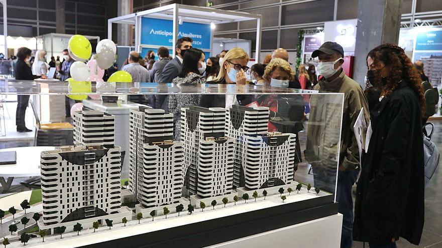 Nuevo boom inmobiliario: 200 promotores impulsan 19.600 viviendas en la Comunitat
