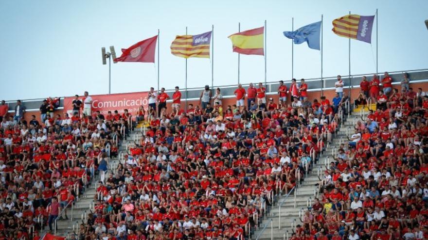 El Mallorca premia la fidelidad de los abonados en Segunda