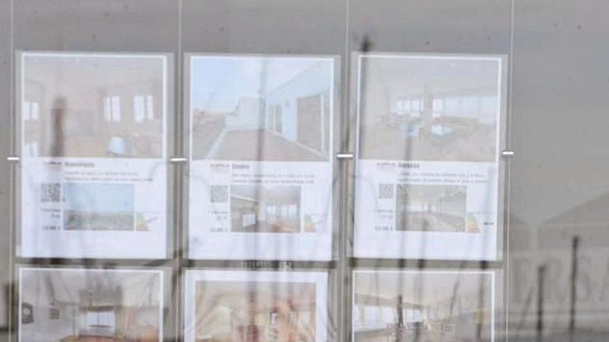 El precio de la vivienda en Galicia sube un 3,5%, la mayor alza desde finales de 2019