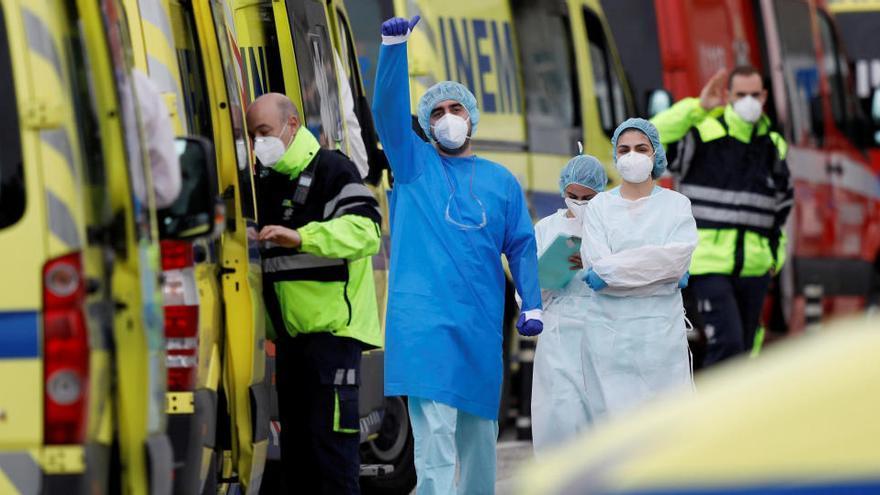 Lisboa, con los hospitales colapsados, registra la mitad de las muertes de Portugal