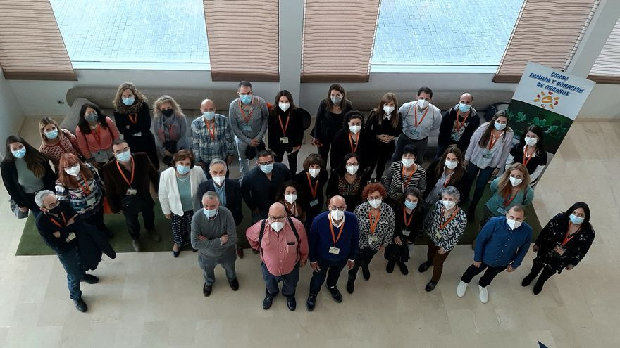 Más de 1.500 profesionales se forman en el Modelo Alicante de Donación de Órganos en 25 años