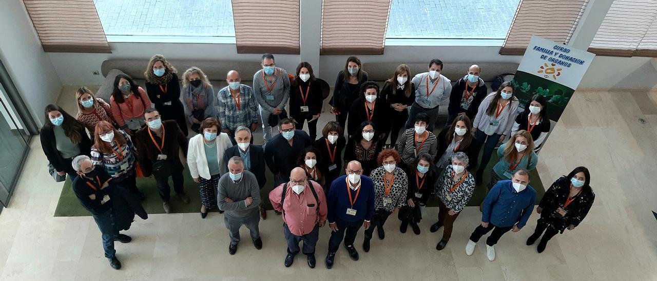 Más de 1.500 profesionales se forman en el Modelo Alicante de Donación de Órganos en 25 años - Información