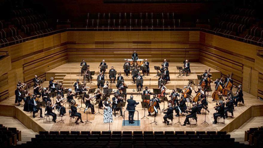 Mozart y Beethoven, protagonistas de las actuaciones de la Orquesta Sinfónica de Castilla y León