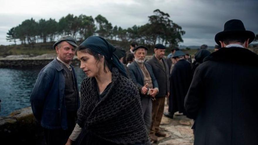 """La película gallega """"La isla de las mentiras"""", en la carrera hacia los """"Óscar chinos"""""""