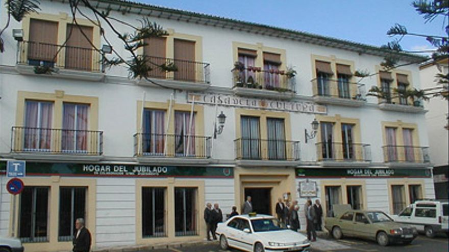 Biblioteca Municipal de Alora