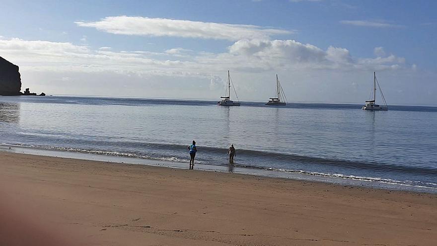 Coalición critica que las playas del municipio no reciban la bandera azul
