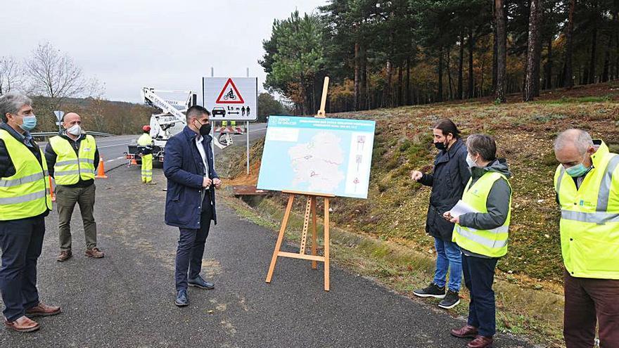 La Xunta de Galicia inicia los trabajos de señalización de rutas ciclistas protegidas