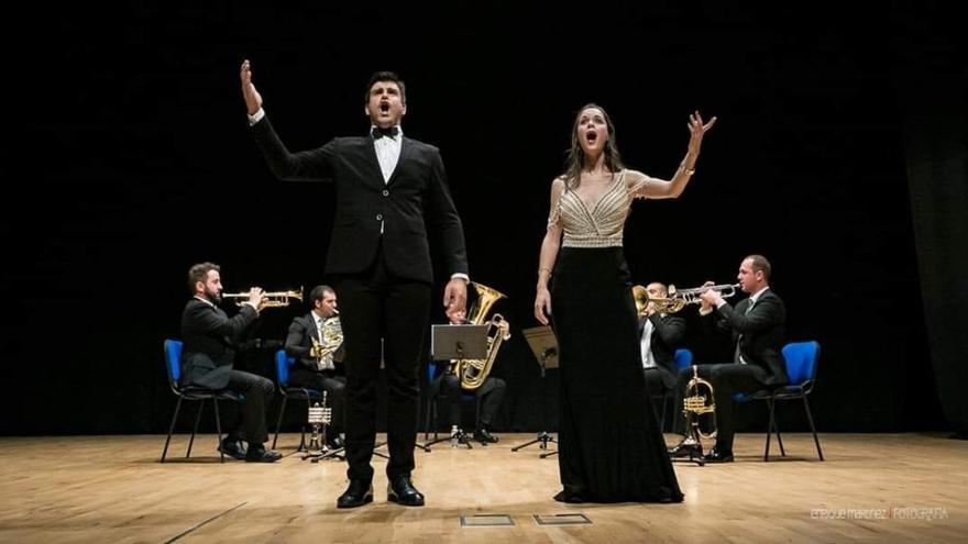 Saray García y Pascual Andreu