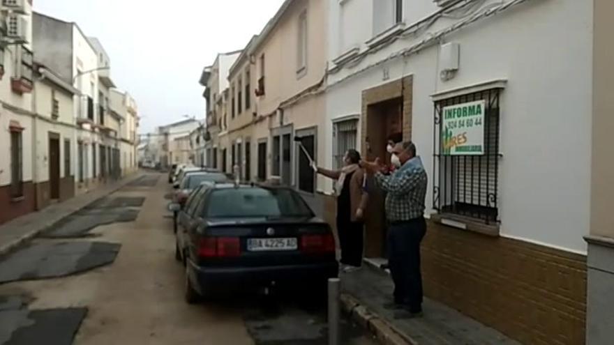 La 'no Carrerita' en Villanueva de la Serena