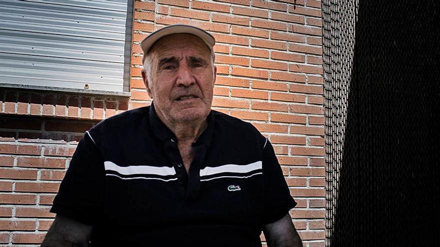 Don Jesús, una vida dedicada a enseñar atletismo en Fuentesaúco