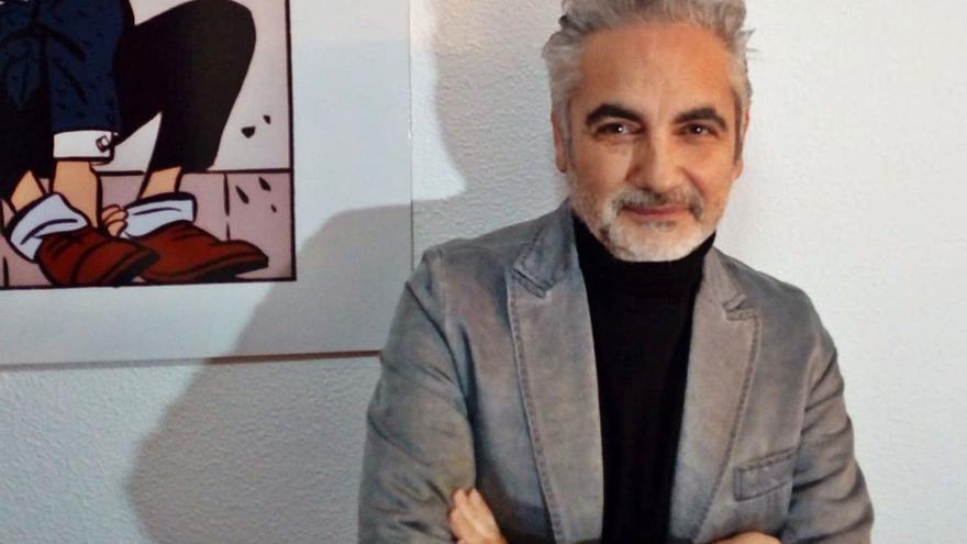 """Juan Álvarez: """"Las relaciones son planetarias, ya no es conocer a alguien en un bar"""""""