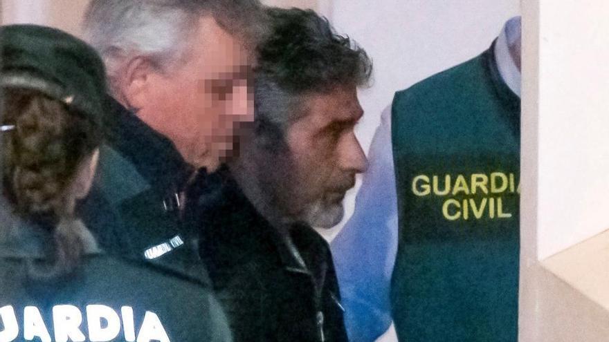 Bernardo Montoya sale de prisión para someterse a una prueba para demostrar su impotencia sexual
