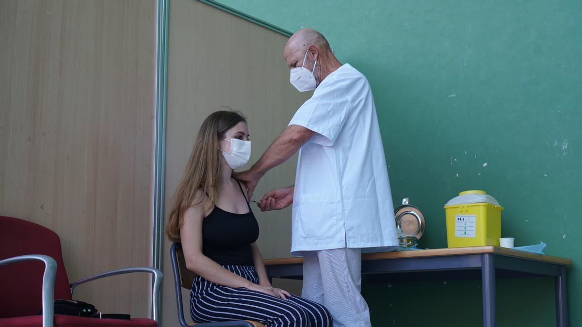 Vacunación de los estudiantes Erasmus