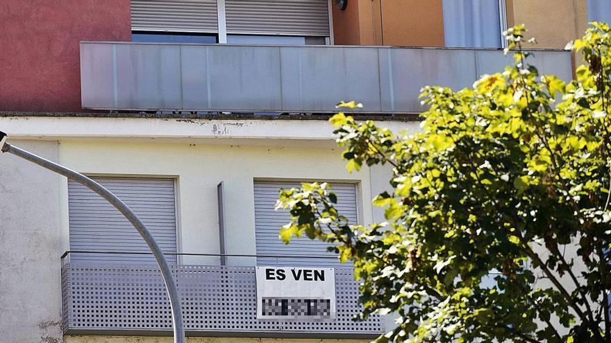 La firma d'hipoteques registra la millor dada en cinc anys a Girona