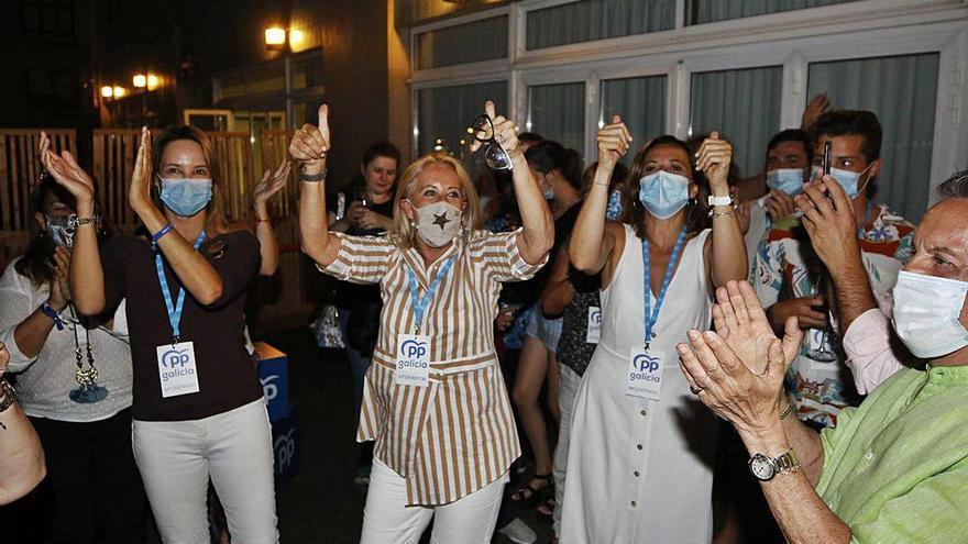"""El PP local aplaude el """"sí rotundo"""" a Feijóo: """"Nadie está más comprometido con Vigo"""""""