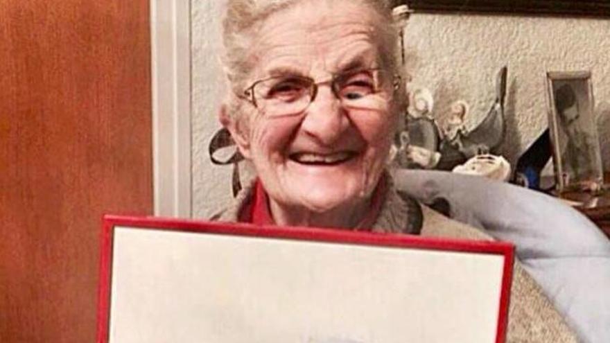 Mor l'àvia que es va fer popular per l'anunci de la favada Litoral