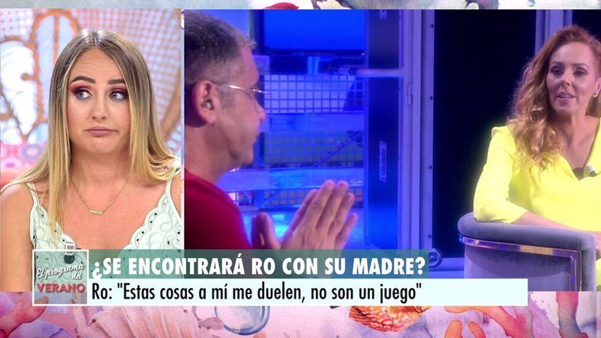 Rocío Flores, en Telecinco.