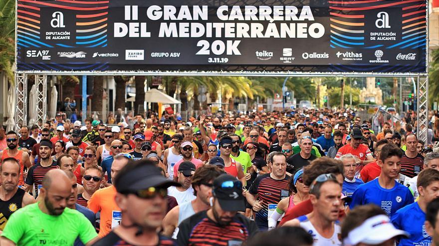 La Gran Carrera del Mediterráneo tendrá atletas de más de 15 países