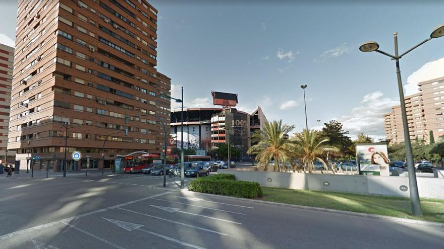 Agresión sexual callejera a una mujer en la avenida de Aragón de València