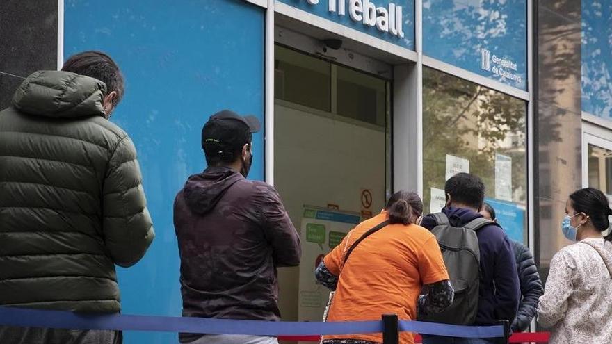 La Covid deixa ja 132.100 aturats a Catalunya
