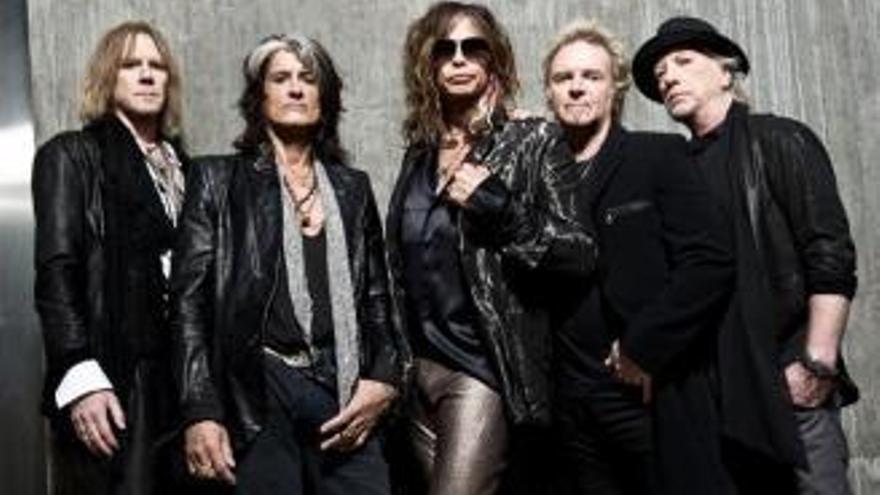 Amplían la red de venta de entradas para el concierto de Aerosmith en Tenerife