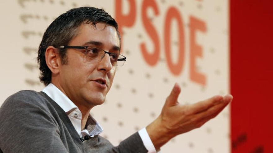 Eduardo Madina deja su escaño como diputado