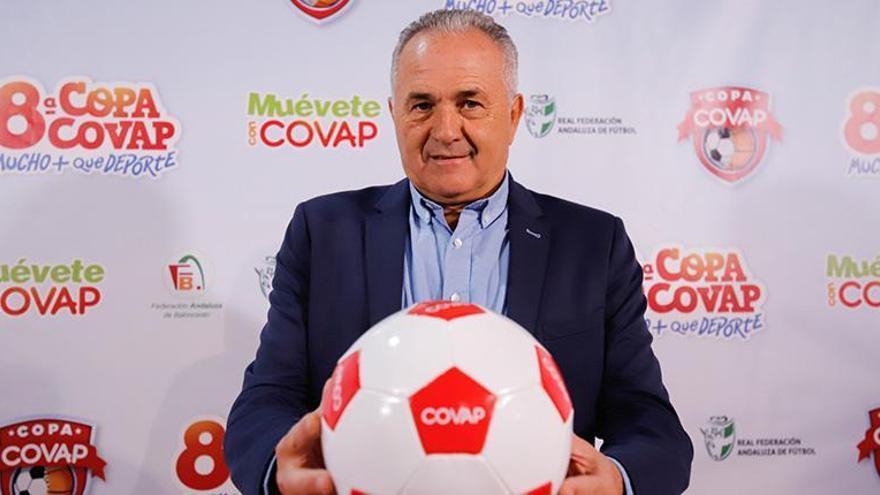 """Rafael Gordillo: «La Copa COVAP es un complemento ideal a la educación de los niños"""""""