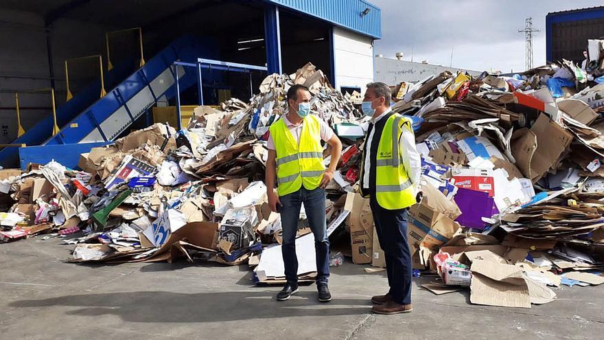 Control a la gestión de los residuos