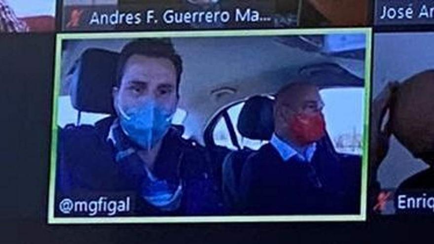 Ponen vigilancia policial en los alrededores de las viviendas de los concejales de Cs en Murcia