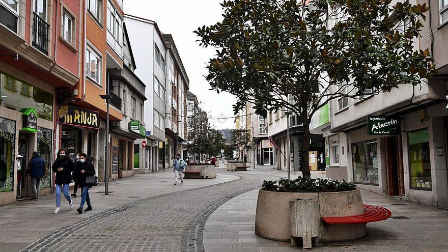 Más del 90% de la población del área sanitaria de A Coruña, en el nivel máximo de restricciones