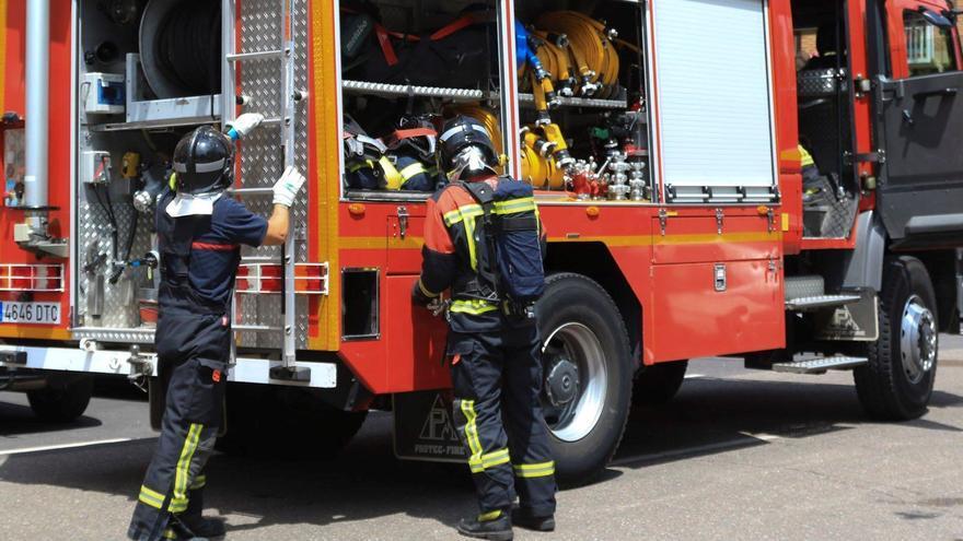El Ayuntamiento comprará una nueva autobomba para los bomberos de Zamora