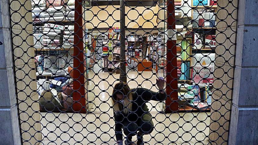 Málaga perdió el año pasado la actividad del 27% de sus empresas por la pandemia