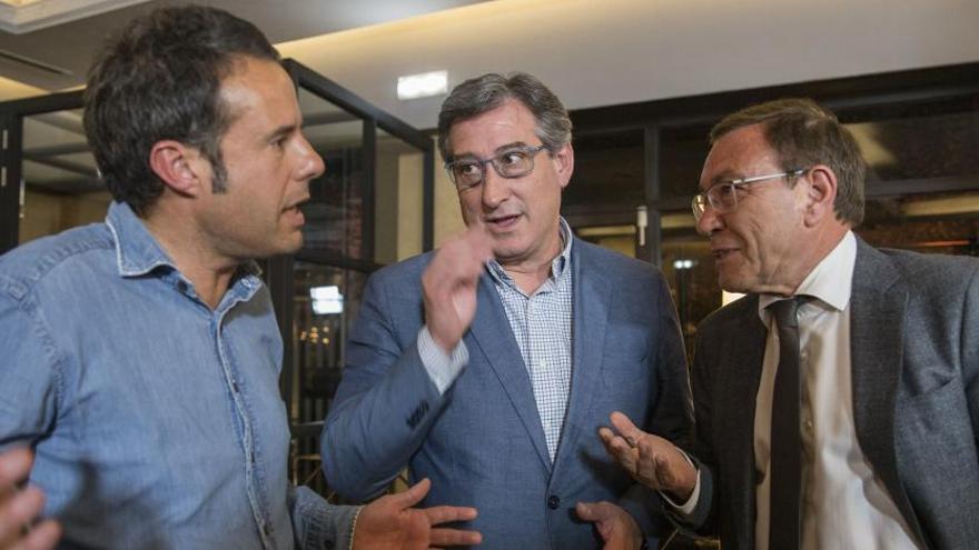 La gestora de Ciudadanos sustituye a Prendes como portavoz autonómico y nombra a Ignacio Cuesta
