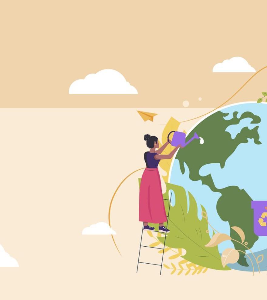 ¿Què pots fer tu per lluitar contra el canvi climàtic?