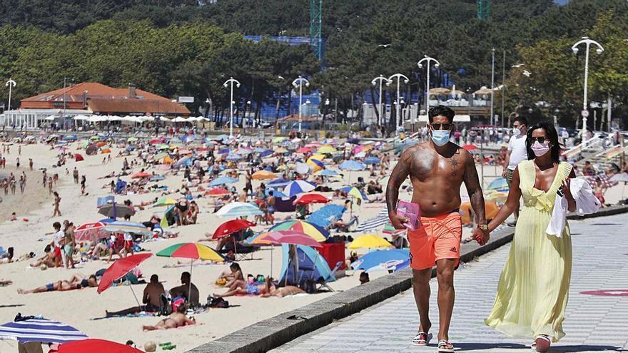 Vigo deja de ser el área sanitaria con más casos de Galicia dos meses después