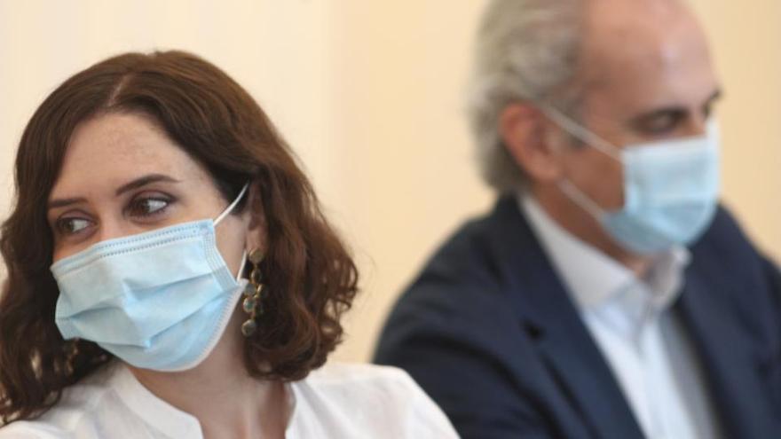 Los médicos desconvocan la huelga en Madrid pero el 112 la mantiene