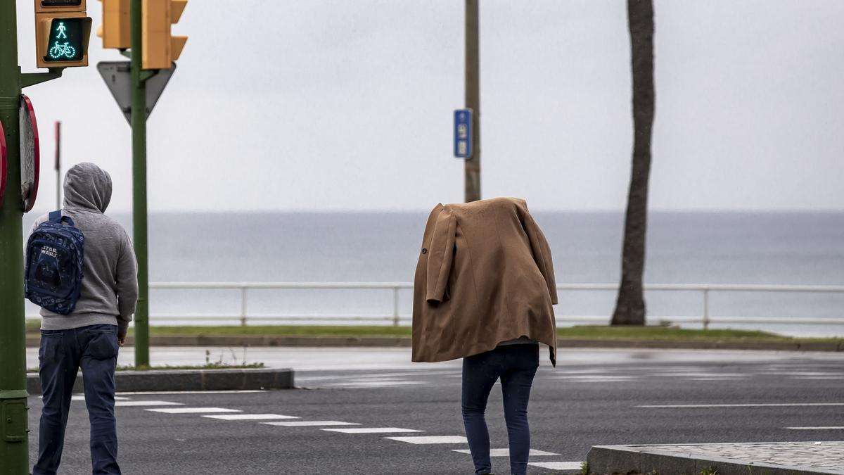 El tiempo en Mallorca: Lluvia de barro y temperaturas en ascenso