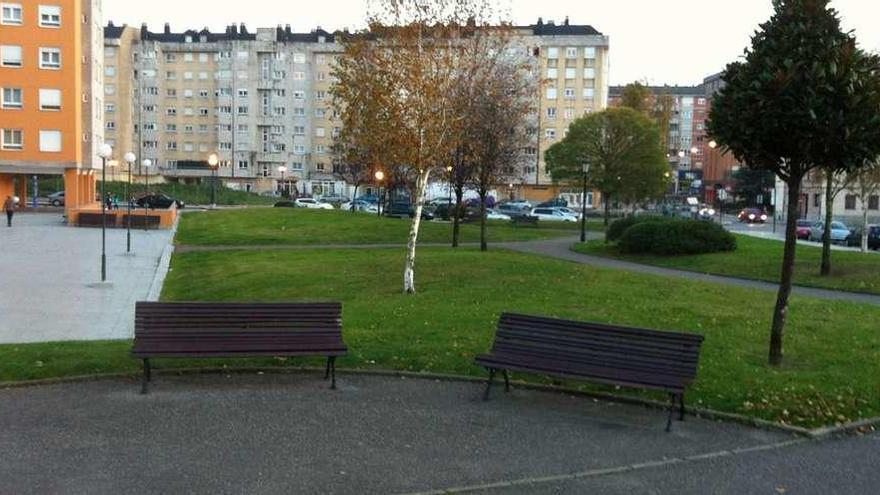 Un parque de Ventanielles llevará el nombre del profesor Oscar González